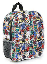 Lego Ninjago Bag for Boys, Junior Backpack for Kids, School Bag for  Children, Ninja Print Medium Rucksack- Buy Online in Bahamas at  bahamas.desertcart.com. ProductId : 147080705.