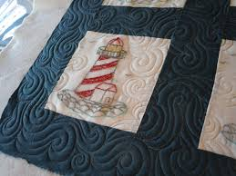 Ruby Blue Quilting Studio: Machine Quilting: Nautical Quilt & Machine Quilting: Nautical Quilt Adamdwight.com