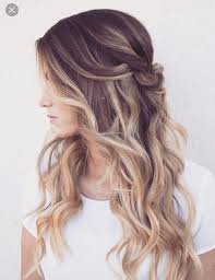 Explore Brown Hair With Blonde Ombre
