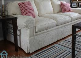 Sofa Small Living Room Delectable DIY Couch Makeovers 48 Creative Solutions For A Tired Sofa Bob Vila
