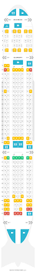 Seatguru Seat Map Aer Lingus Seatguru