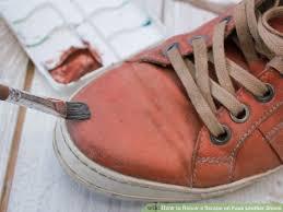 leather shoe repair kit image titled repair a se on faux leather shoes step 5 leather leather shoe repair kit