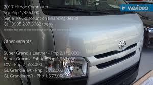 2018 toyota grandia. simple grandia review 2018 toyota commuter philippine spec intended toyota grandia