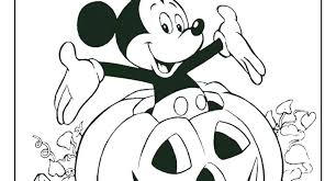 Mickey And Minnie Mouse Coloring Pages Mini Cartoon