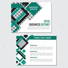 Powerpoint Real Estate Templates Real Estate Business Power Point Template Vector Design With