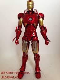 figure front figure back bootleg iron man 2 starring