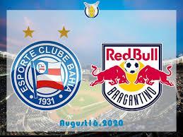 Bragantino clube do pará, o tubarão do caeté!. Bahia Vs Red Bull Bragantino Prediction B Serie A 8 16