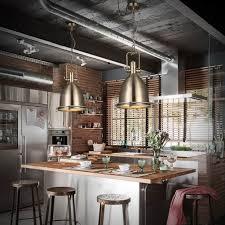 interior industrial lighting fixtures. Eletorot Brown Painted Iron Pendant Lighting Vintage Lamp E27 Holder Incandescent Bulbs Industrial Fixtures-in Lights From Interior Fixtures I
