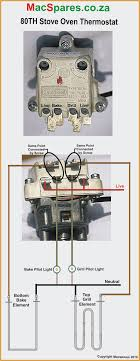 type 591058 80th thermostat 6mm shaft screw mount macspares here is a wiring diagram to connect up an 80th oven thermostat