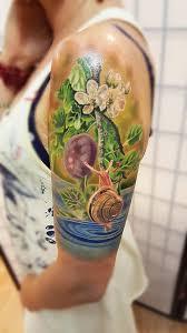 Krásné Barevné Tetování Tetováníblogcz