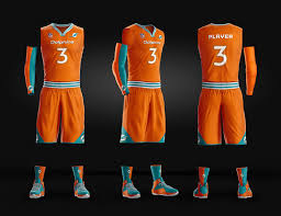 Basketball Jersey Design Template Psd Basketball Photoshop Uniform Psd Template Dolphins