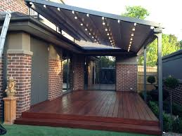 Retractable Patio Awnings Shade Sails Roof Systems In Melbourne
