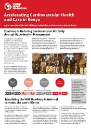 World Health Organization Blood Pressure Chart Whf Launches Report On Hypertension Roadmap Implementation