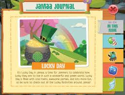 Animal Jam Spirit Blog Play Wild Lucky Day Festival