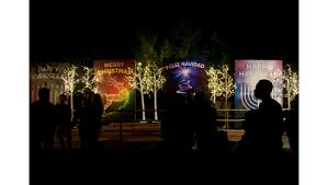 Lowell City Of Lights Parade Route Things To Do In The San Fernando Valley Greater La Area