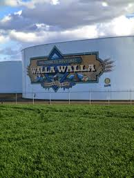 walla walla is located in the southeast corner of washington state about 270 miles east of seattle that means it doesn t always rain in ww as it does west