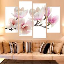 Magnolia Living Room Decorating The Interior Of A House With A Beautiful Magnolia Theme