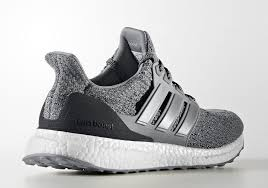 adidas ultra boost. no, not \u201ctriple grey\u201d, this latest edition of the adidas ultra boost 3.0 gets dubbed \u201cgrey three\u201d. whatever you want to call them, there\u0027s no doubt that o