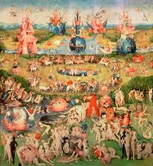 image for the garden of earthly delights