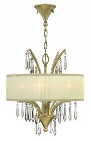 fredrick ramond fr40774slf camilla silver leaf mini chandelier light loading zoom
