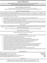Auditor Resume Examples 29 Fresh Auditor Resume