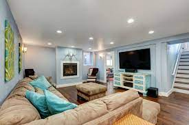 three ways a finished basement can