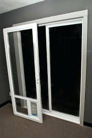 sliding screen door with dog door built in big dog doors dog door for sliding glass