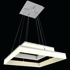 modern square chandelier modern square chandeliers
