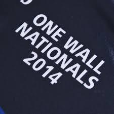 One Wall Nationals Handball Jersey Kids