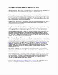Best Sales Resume I Have Ever Seen Resumes Examples Samples Pdf