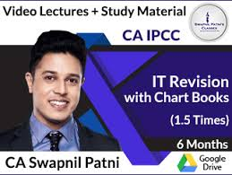 Ca Ipcc It Revision Video Lectures With Chart Books 1 5