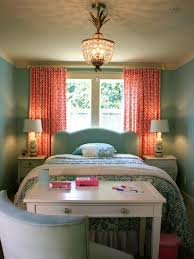 ... Bedroom, Stunning Teenage Girl Bedroom Designs Chandeliers Bed And  Whindows With Curtain Table And Chairs ...