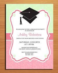 Create Graduation Invitation Online Graduation Invitation Design Under Fontanacountryinn Com