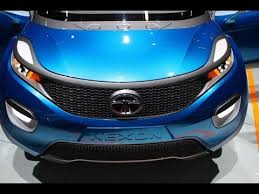 new car suv launches in india 2015Tata Nexon Stylish New Concept Compact SUV from Tata Motors to be