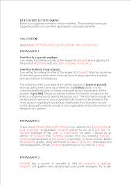 How To Write A Reference Letter For A Colleague Business Reference Letter For A Colleague Templates At