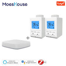 Big Sale #7bc1e - Zigbee Smart TRV Thermostatic Radiator Valve ...