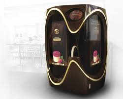 A Vending Machine Dispenses Coffee Into Impressive Adultsonly Vending Machine Dispenses JellO CNET