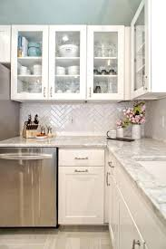 white kitchen cabinets with glass doors cabinet door modern choose glass kitchen cabinet doors modern with