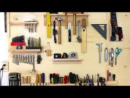 tool holder wall. wall tool holders for mallets and hand planes holder o