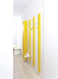 Yellow Coat Rack LINE Coat rack By Schönbuch design Apartment 100 22