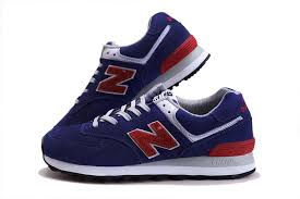 new balance shoes red and blue. new balance shoes nb ml574kbl olympic deep blue red for men and a