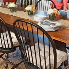 shining design dining room chair pads with ties charming cushions for chairs of and in interior