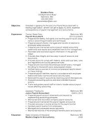 Cosy Project Management Accountant Resume In Professional