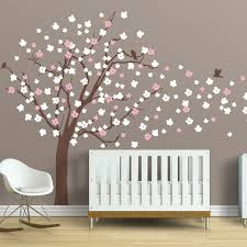 blowin in the wind cherry tree wall decal 1