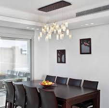 lighting dining room. luxurius modern lighting for dining room h38 in home designing ideas with