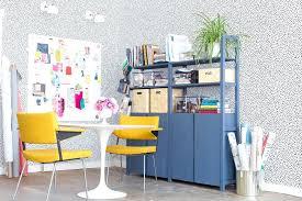 Home office ikea Design The Spruce 21 Best Ikea Ivar Storage Hacks