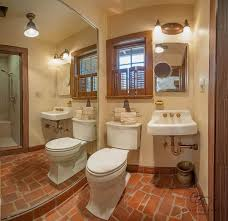 it was tops on the family priority to give the home bathrooms handicap accessibility we took the closet from the guest room and made it into a shower for