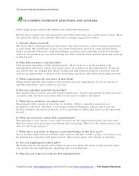 Last Interview Questions 50 Common Interview Questions 50 Common Interview