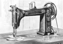 What Year Was The Sewing Machine Invented