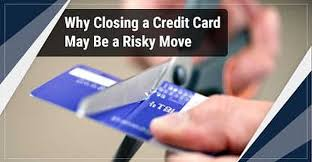 We did not find results for: Why Closing A Credit Card May Be A Risky Move For Your Credit Score Cardrates Com